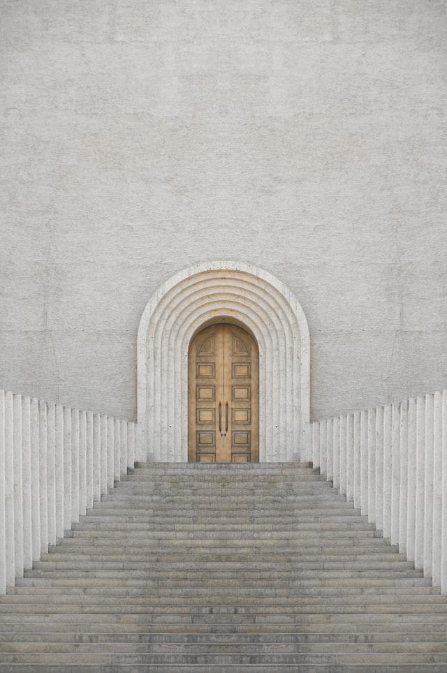 דלתות פנים, דלתות